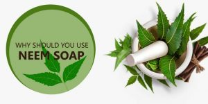 Why should you use neem soap?